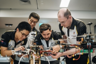 UNSW Drone Team