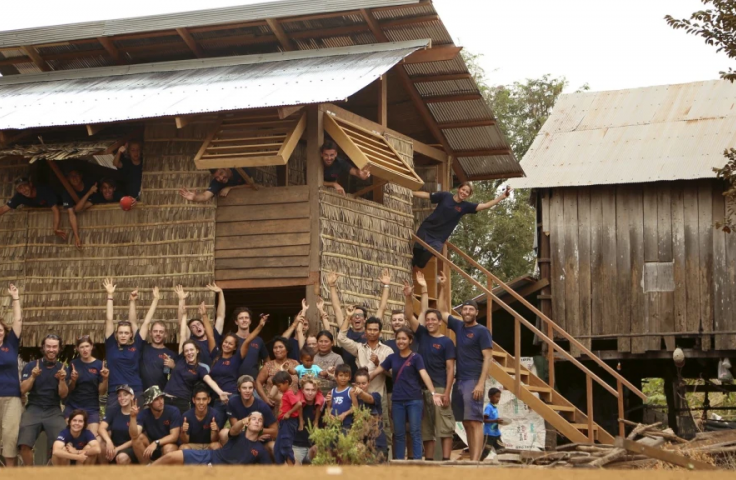 Sustainable housing in Cambodia